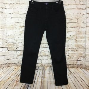 NYDJ Black Jean Leggings